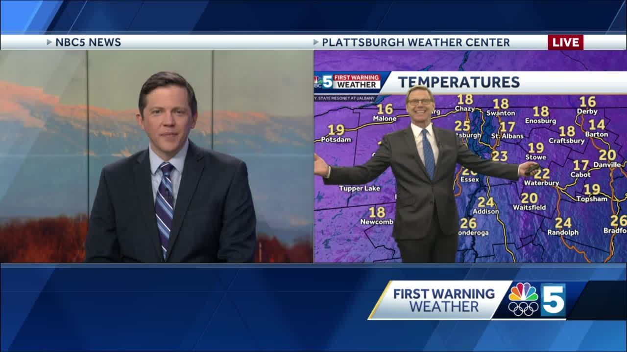 Video: Tom Messner is watching for more snow. 1.18.21