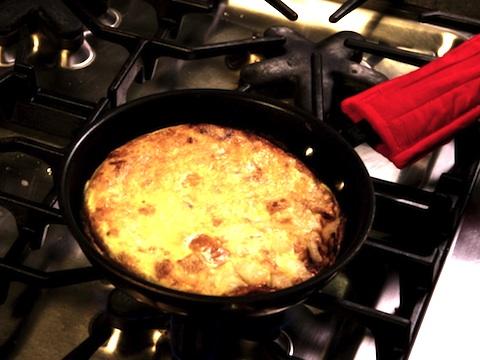 Something to Cook: Tortilla Española