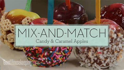 How To Make Candy Apples How To Make Caramel Apples