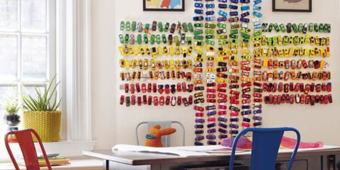 One Mom's Genius Solution to a Toy Car Overload