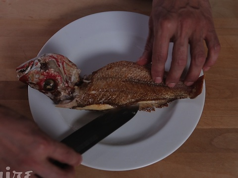 Cook the Whole Fish You Just Caught
