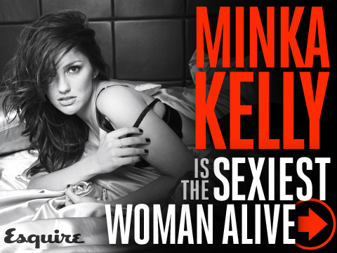Minka Kelly Is the Sexiest Woman Alive 2010