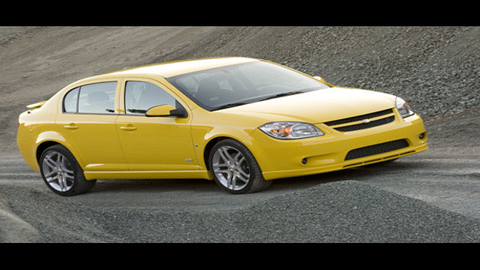 Chevrolet Cobalt SS Video Clip