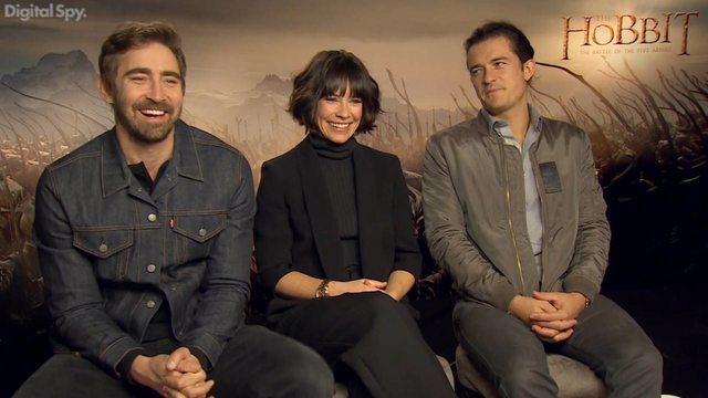 The Hobbit stars answer your questions