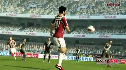 Pro Evolution Soccer new graphics teased