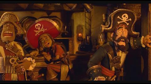 Hugh Grant S The Pirates New Trailer