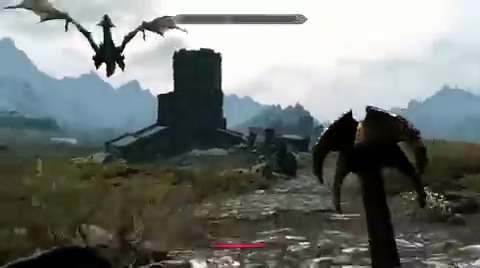 New Skyrim DLC 'adds 30 gameplay hours'