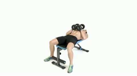 Enjoyable How To Do The Neutral Grip Dumbbell Press Machost Co Dining Chair Design Ideas Machostcouk
