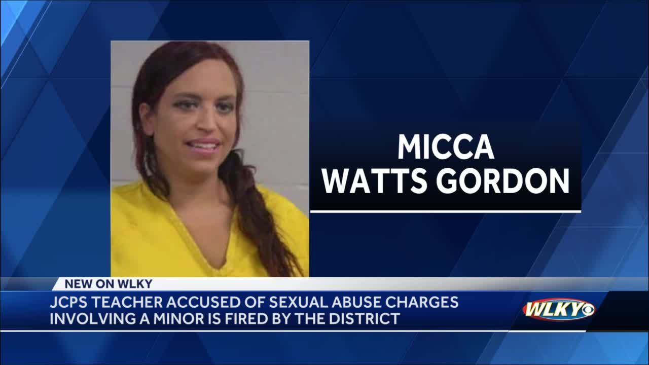 JCPS teacher fired months after indictment on 15 sex crimes with minor