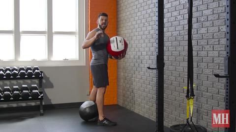 The Right Way to Do a Wall Ball