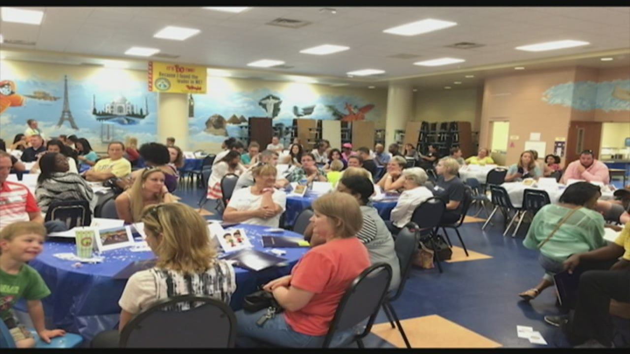 Woodland Elementary school hosts special leadership event for kids