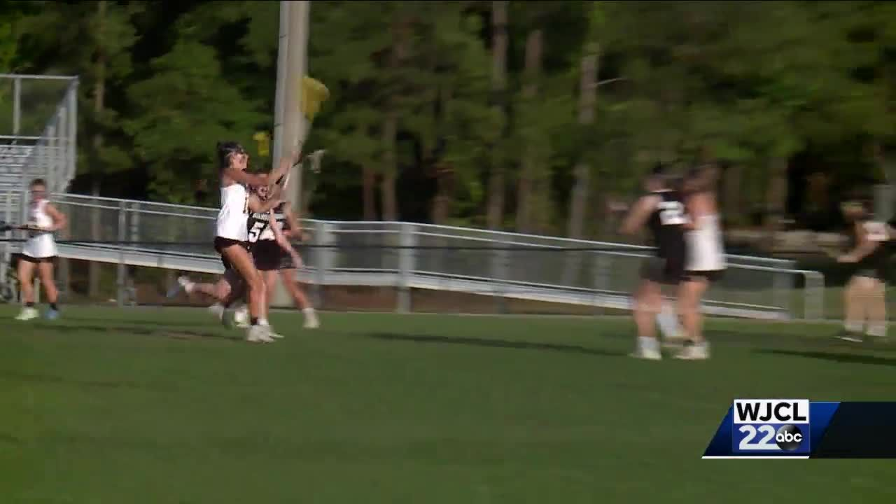 Richmond Hill girls lacrosse on 11-game winning streak