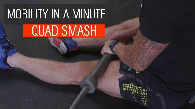 How to Beat Muscle Soreness With a Barbell