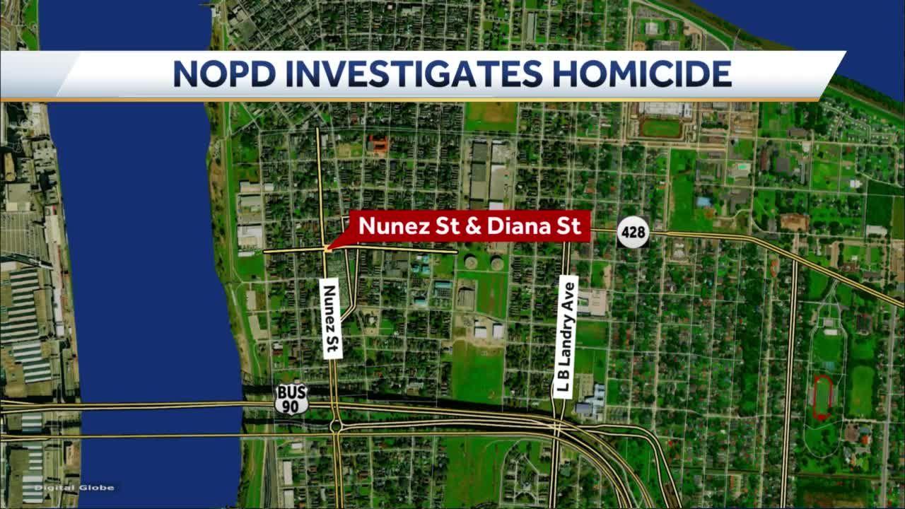 NOPD investigating after man shot, killed in Algiers