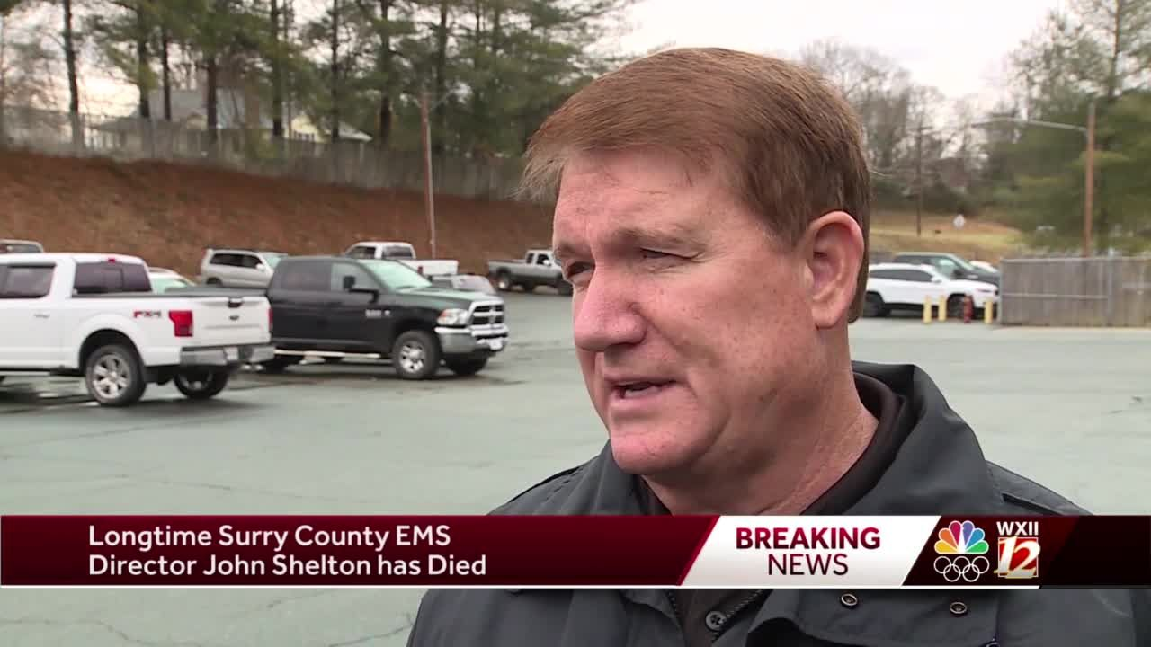 Surry County Government is very saddened to learn of the passing of Emergency Services Director John Shelton. Mr. Shelton served Surry County over 40 years, rising from paramedic all the way to rank of department director. He was known as a chief expert in the field of Emergency Services across the state and country, and led a well-respected department, known for quick response times and excellent service. Our thoughts and prayers go out to his family and friends.
