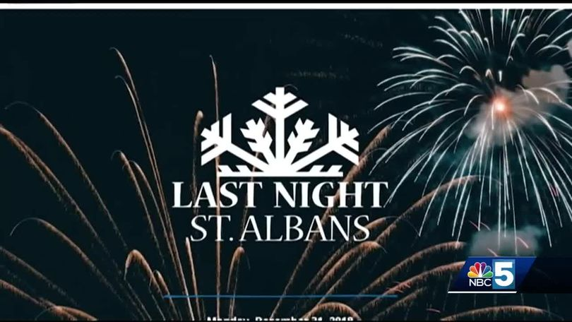 New Year's Eve celebration coming to St  Albans