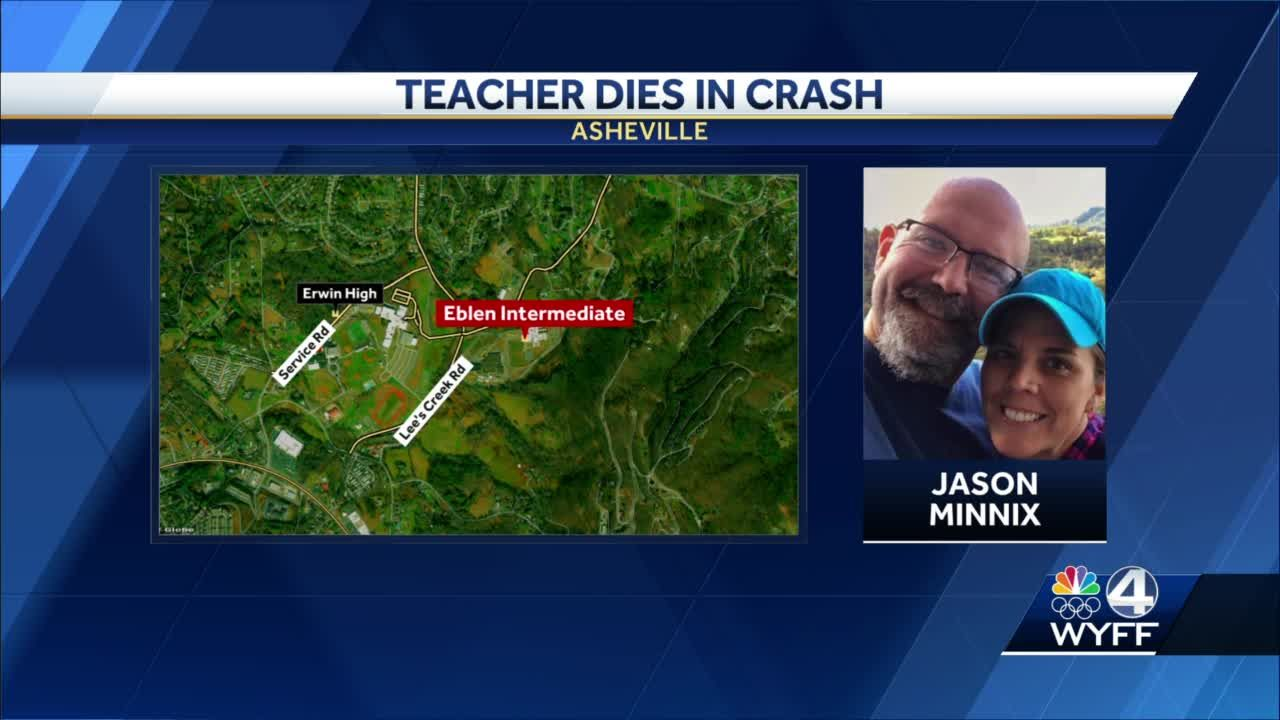 Troopers: Buncombe County music teacher killed in crash with fire truck