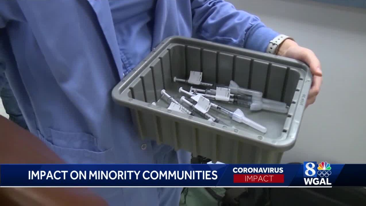 Doctors, community leaders discuss reluctance of minority communities to get COVID-19 vaccine
