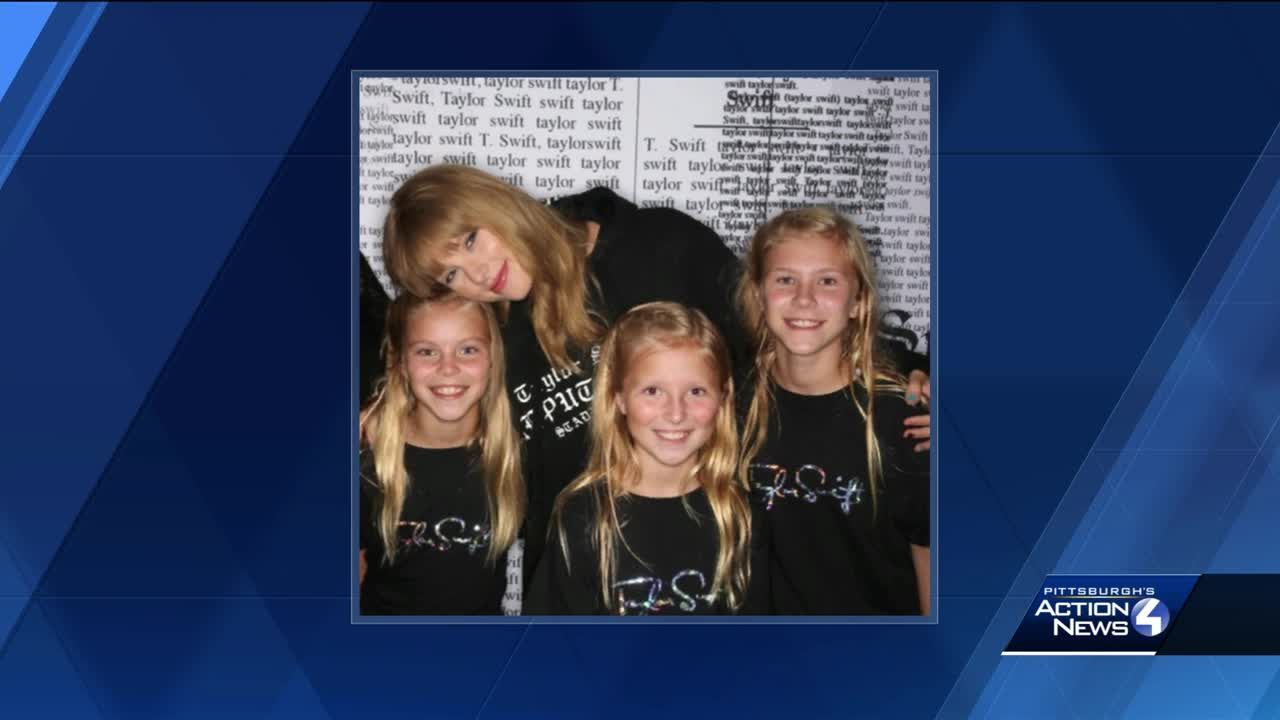 Surprised By Taylor Swift Local Fans Get To Meet Superstar
