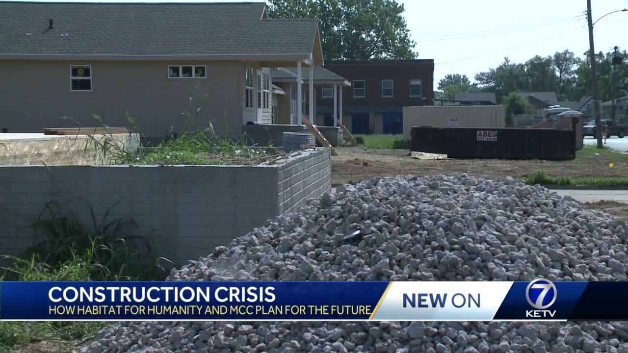 Construction Crisis: how habitat for humanity and mcc plan for the future.