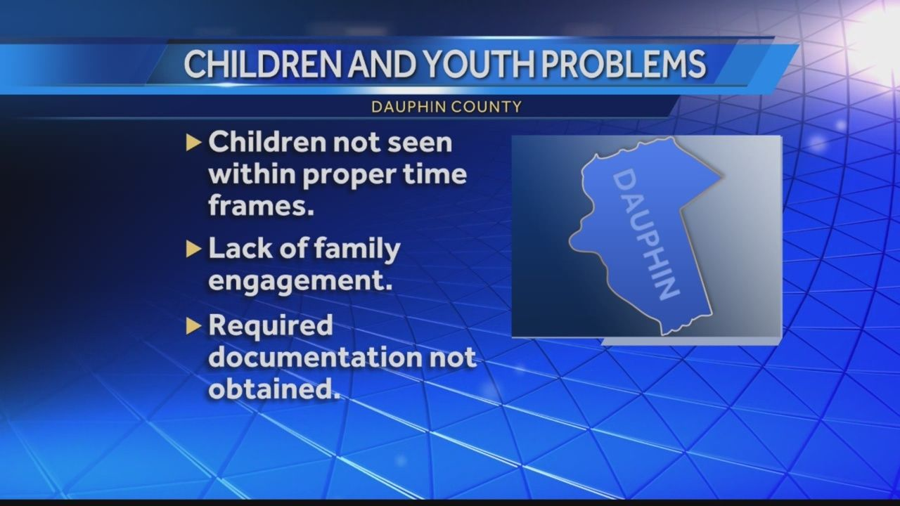 Pa  investigation uncovers multiple violations at Dauphin County Children  and Youth Services