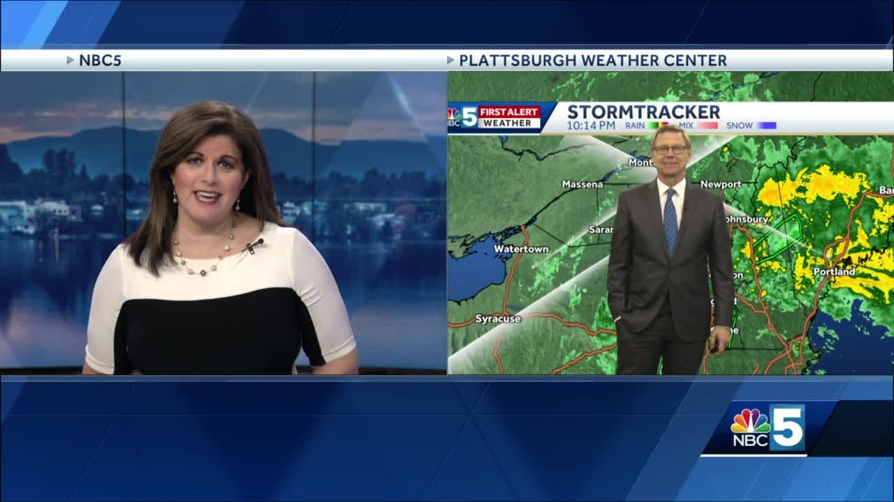 Video: Warmer weather Tuesday, then we cool down. 11.30.20