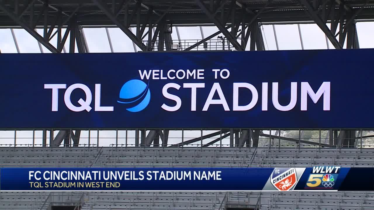 FC Cincinnati unveils its new stadium name