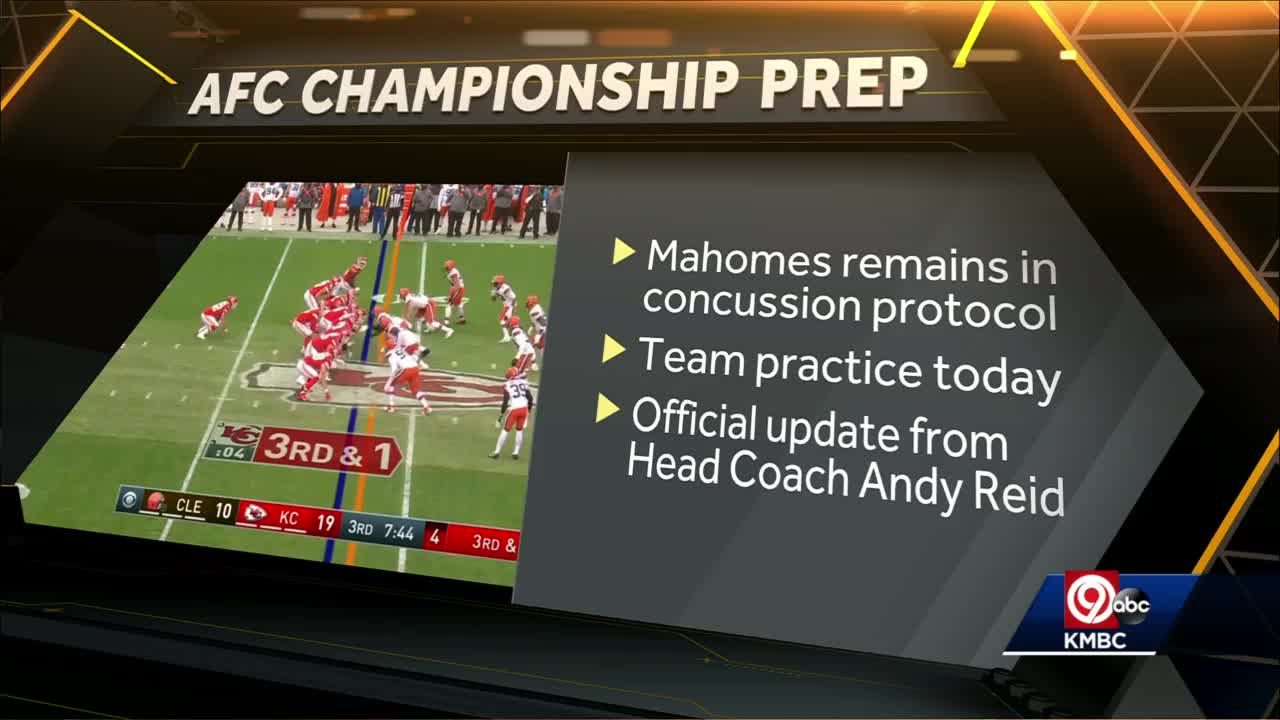 8 a.m. Chiefs update