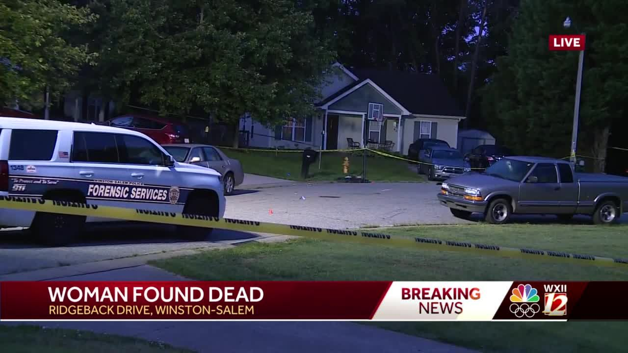 Woman found dead in Winston-Salem home after shooting on Ridgeback Drive. police say