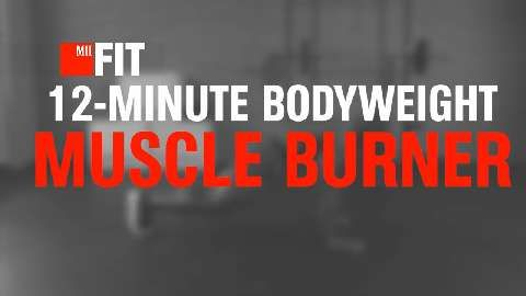 The Do-Anywhere Zero-Excuse Bodyweight Burner