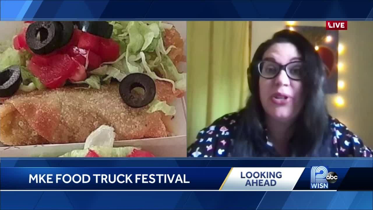 MKE Food Truck Festival scheduled for July 24