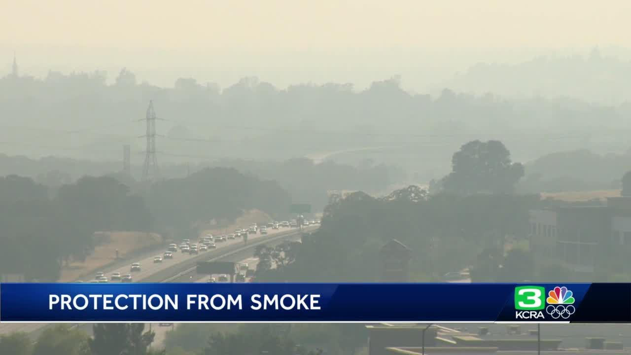 Shroud of smoke in Sacramento has some bothered, others undeterred
