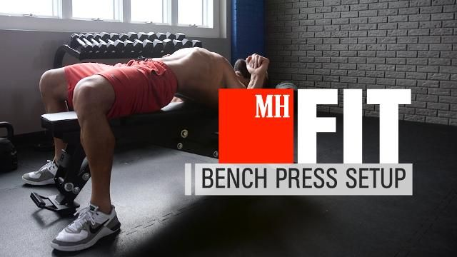 The Bench Press Myth Most Men Believe—That Could Get You Hurt
