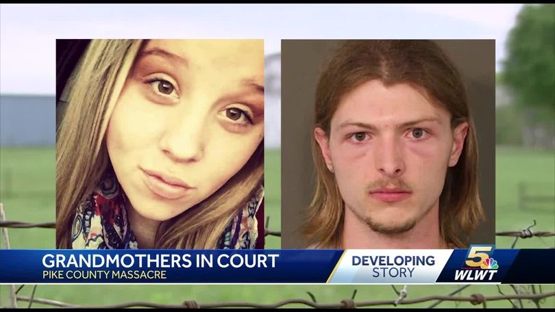 Court docs: Suspect filed for custody of child at heart of Pike