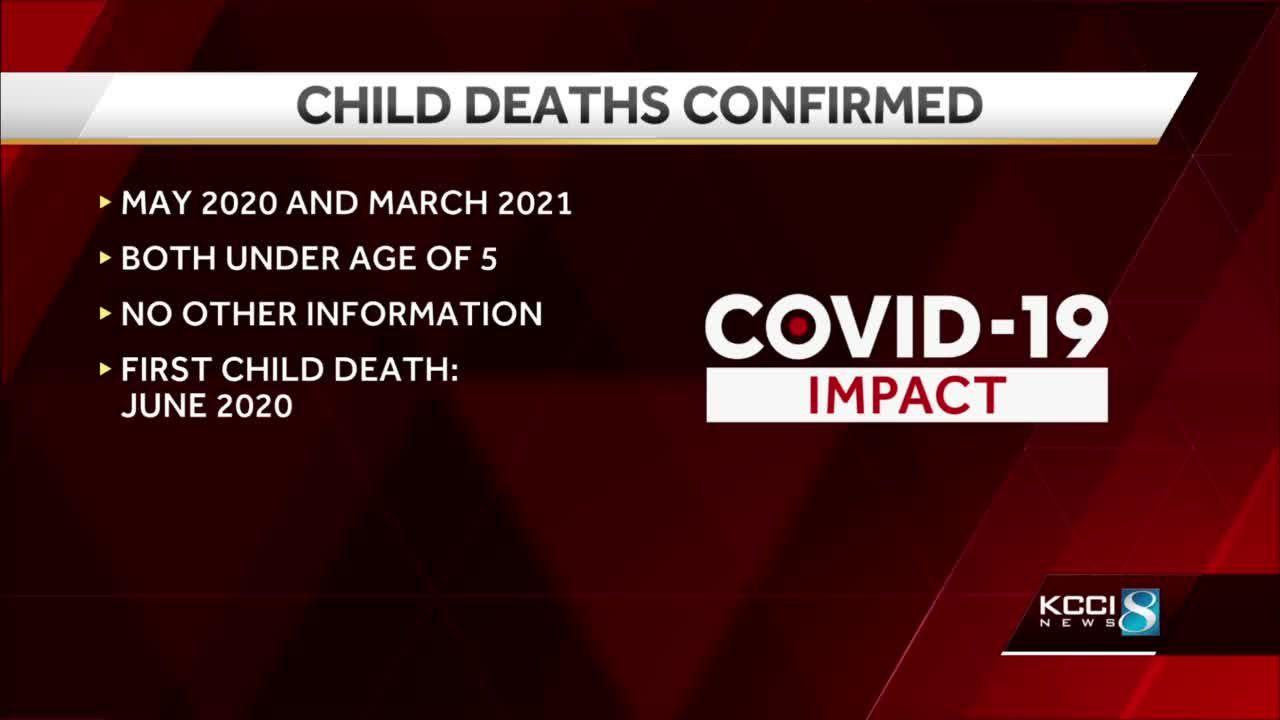 IDPH confirms three COVID-19 child deaths since pandemic began