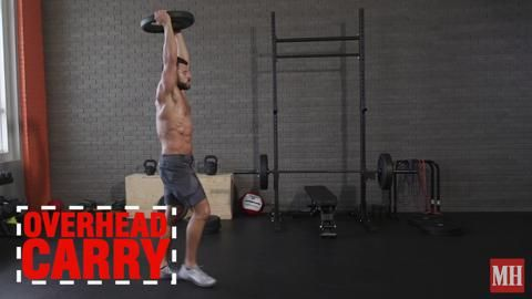 32 Weight Plate Exercises