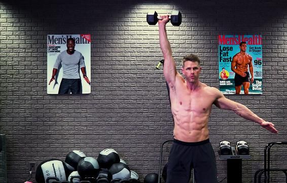 Try This Fat-Melting Core Workout For Washboard Abs