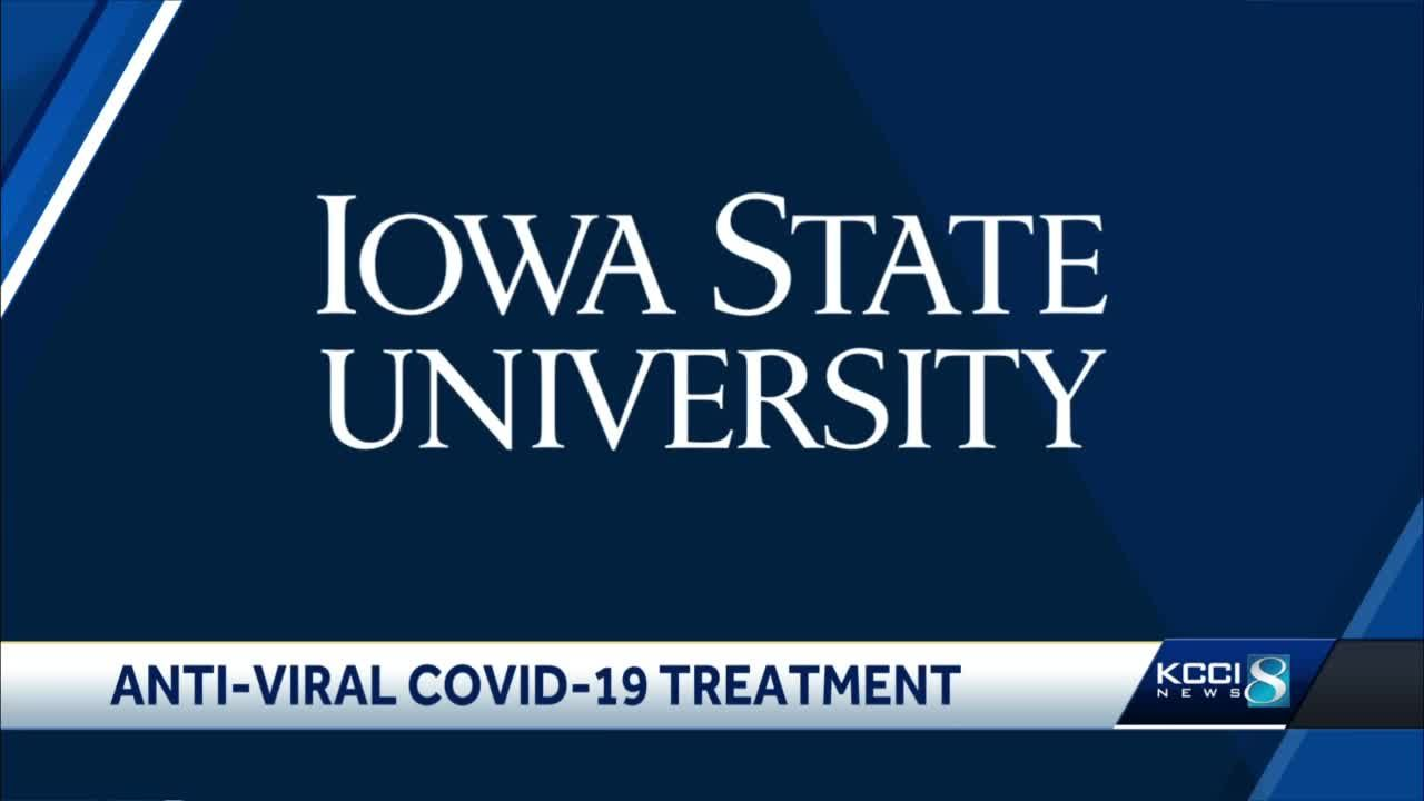 Iowa State researchers discover why COVID-19 is difficult to treat