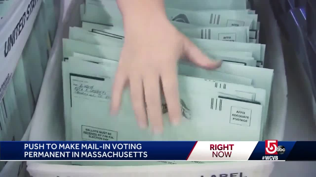 Legislature to hold hearing on mail-in voting