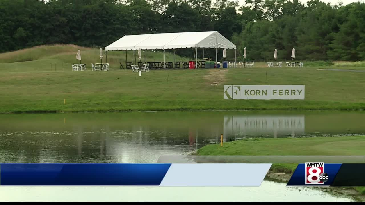 Korn Ferry Tour makes stop in Maine