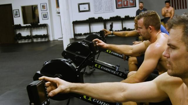 ​A Killer Cardio Workout I Use With CrossFit Pros