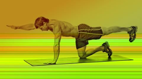 The Body-Weight Abs Blaster