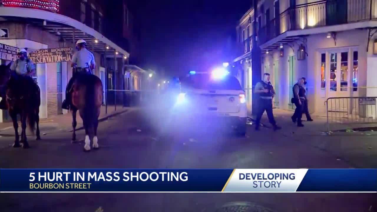 Bourbon Street mass shooting