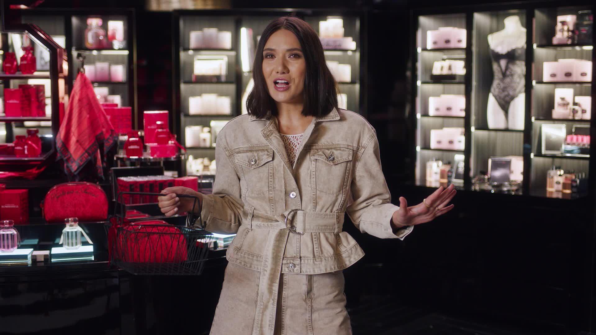 How Dylana Suarez Does Victoria's Secret Beauty
