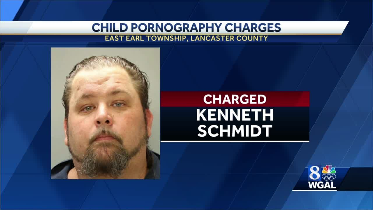 Lancaster County man faces multiple child pornography charges, police say