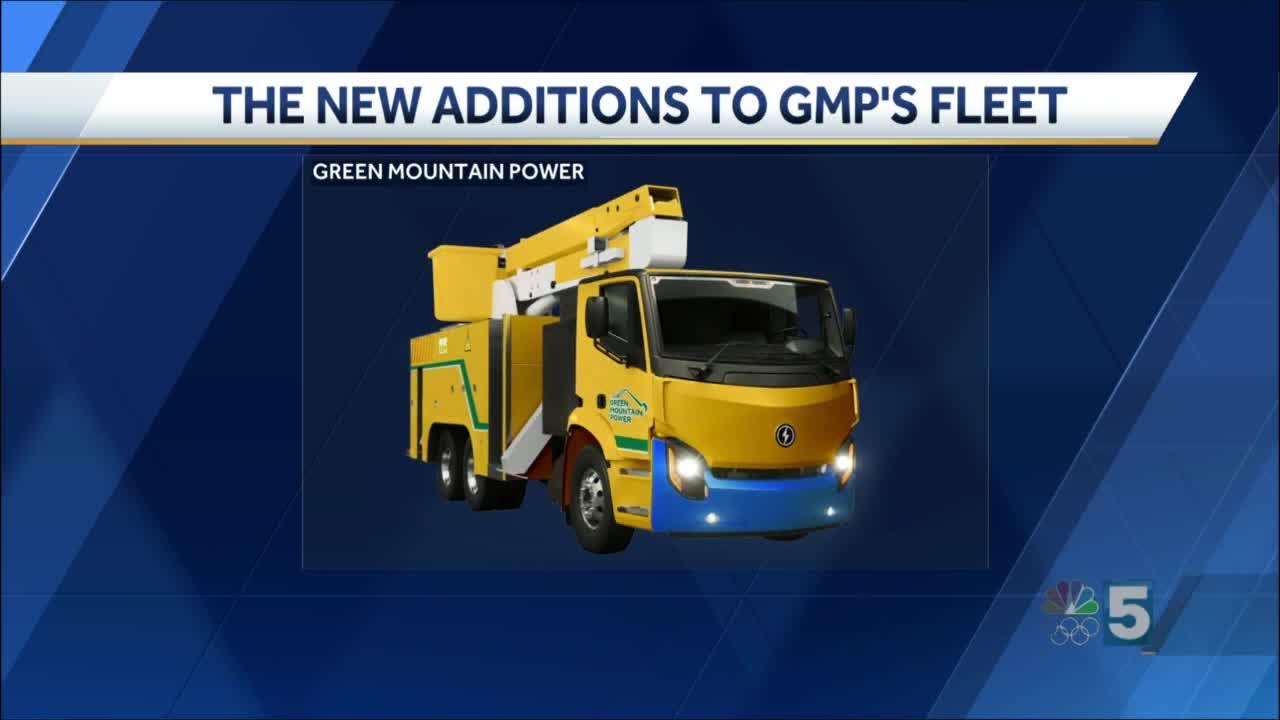 Vermont energy company adding 2 all-electric trucks to fleet