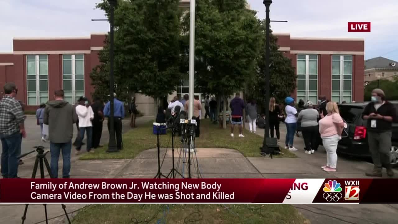 Elizabeth City: Family to see more recordings of deputy shooting