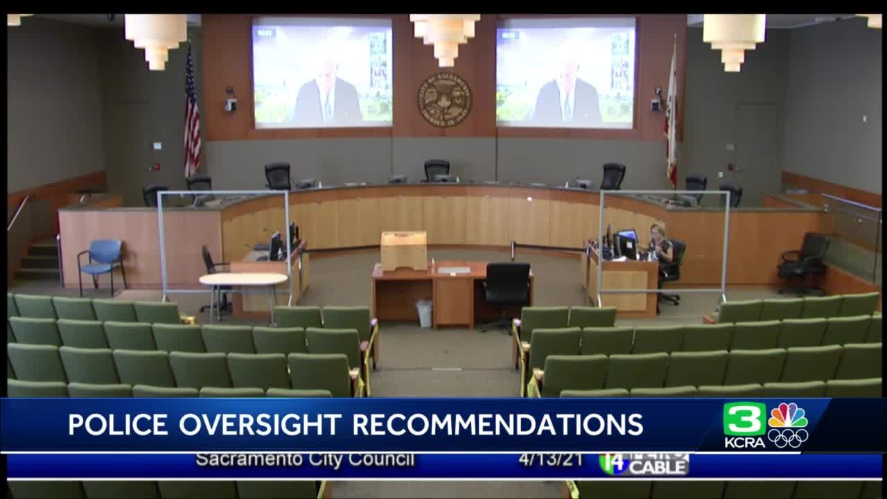 Sacramento city leaders at odds over police reform recommendations