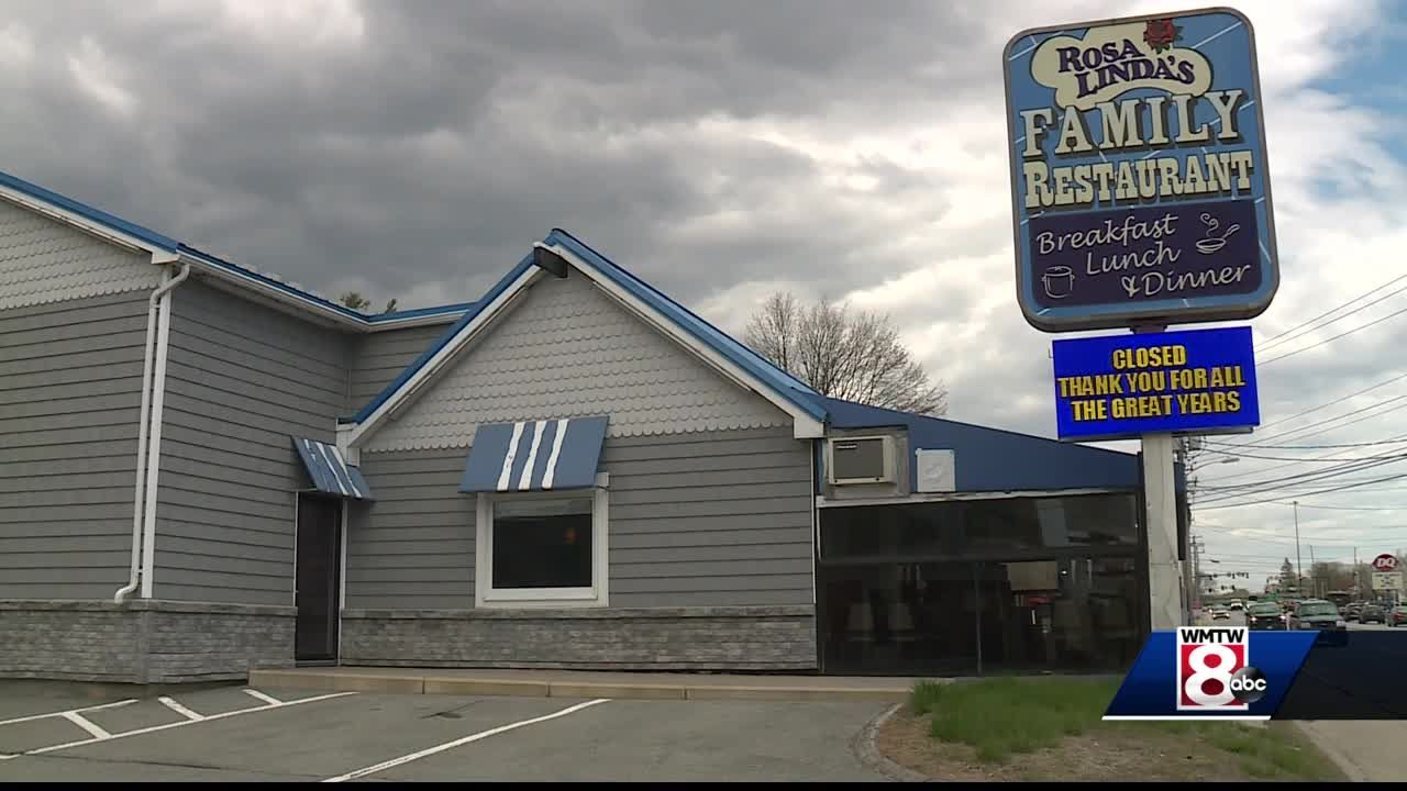 Popular Saco restaurant closes its doors