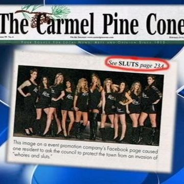 811cceb699a9 Carmel Pine Cone clarification published